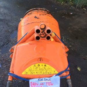 240v or 110v Cement Mixers - £250